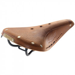 BROOKS B17 MAN GENUINE LEATHER BICYCLE SADDLE IN AGED COLOR