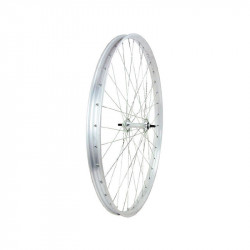Aluminium bicycle Front Wheel 28 5/8 Westwood type brakes compatible