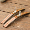 MAIERFENDERS 700S Bicycle Wooden Fenders Mudguards Fiberglass Reinforced