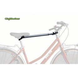 Step Through Bicycle Frame-Adapter for Using with Car bicycle Carrier