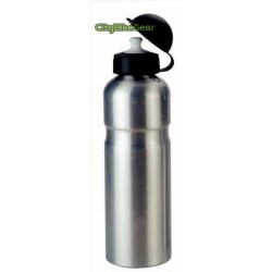 Bicycle Alloy Water Bottle