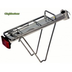 BICYCLE REAR RACK - CARRIER FOR BICYCLES WITH REAR SUSPENSION