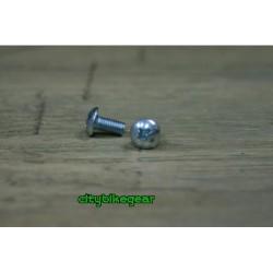 10mm round head bicycle screws