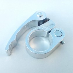Alloy bicycle seat saddle clamp 28.6mm