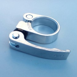 Alloy seat-saddle clamp 31.8mm