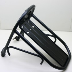 KAIWEI Bicycle Front Alloy Mini Rack V Brakes Attached Pannier Rack
