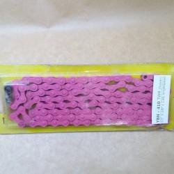 Fahrradkette rosa Fixed & Singlespeed