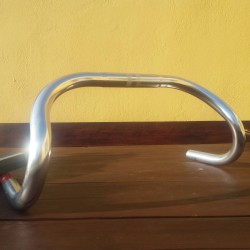 Alloy Bicycle Handlebars Drop bars 22.2 25.4 stem Vintage