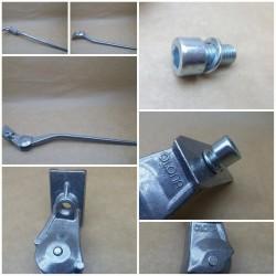 "29 - 31.5 cm OLONA Single Leg Bicycle Kickstand - 700c/26""/28"" 27"" ALLOY"