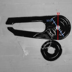 CAR06G28-Kettenschutz RETRO