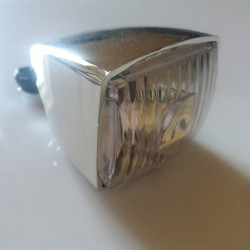 RI18 - Vintage Square Bicycle Light