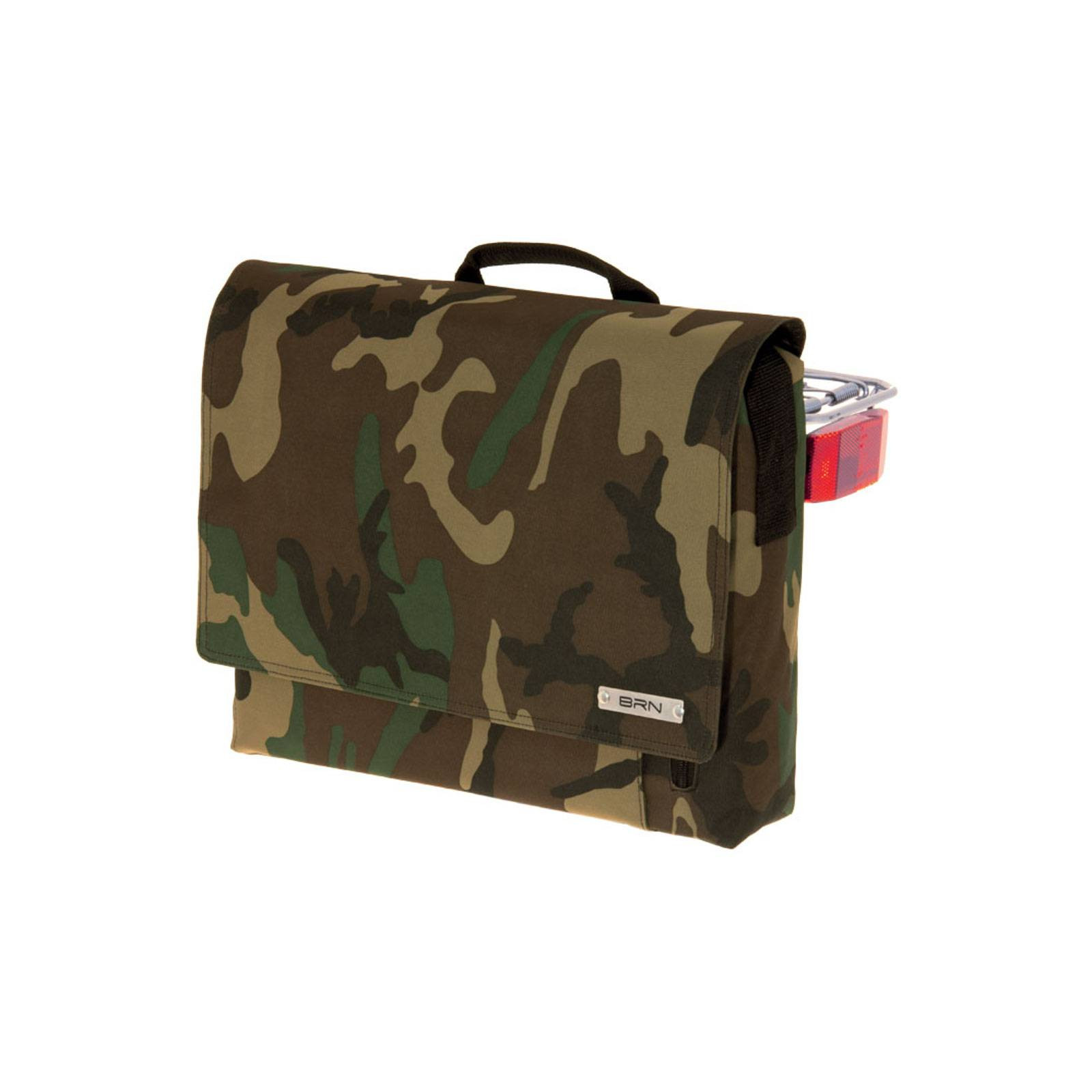 Bicycle Messenger Bag 12Lt Camouflage 40 X 30