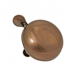 RETRO Bicycle Bell 60mm copper made of steel ding dong