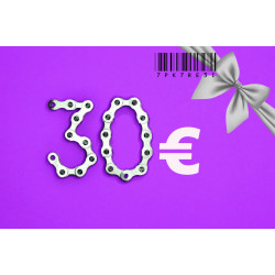 30€ Gift Card-30