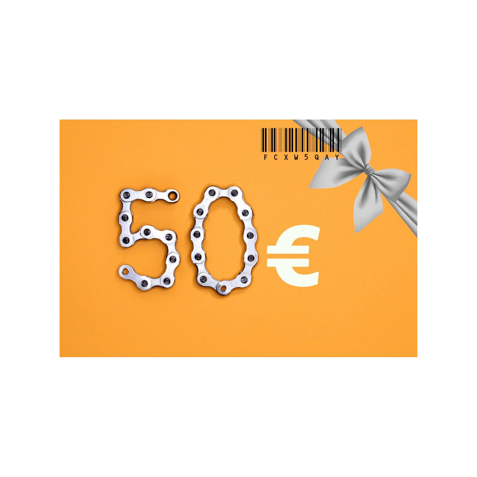50€ Gift Card-50