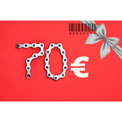 70 euro Gift Card-70