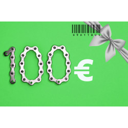 100 euro Gift Card-100