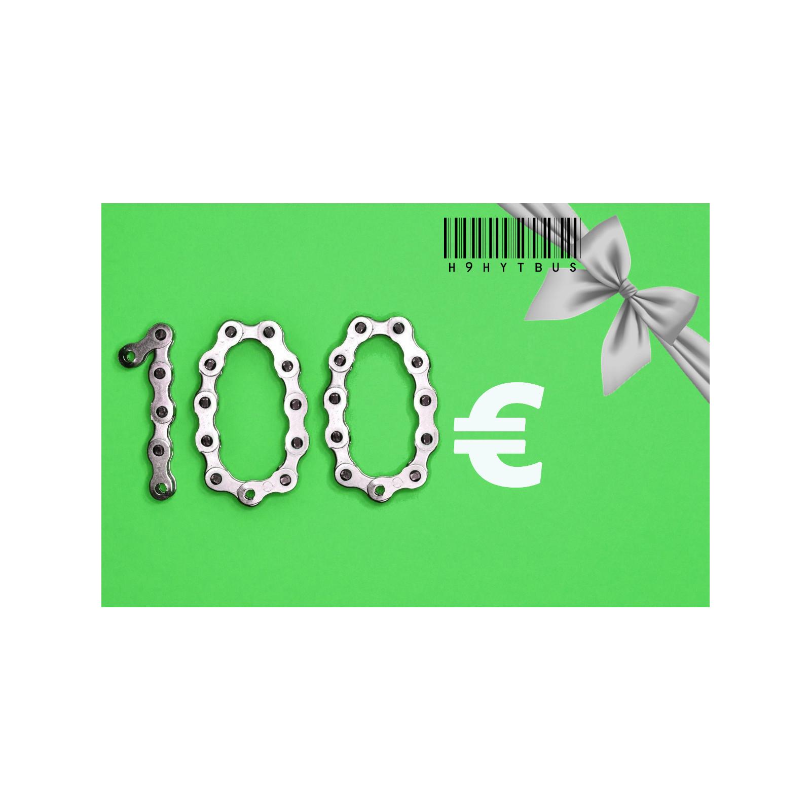 100 euro Gift Card-100