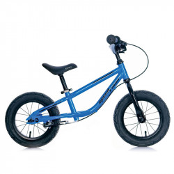 SPEED RACER CHILDREN STEEL BALANCE BICYCLE BLUE