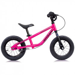 SPEED RACER CHILDREN STEEL BALANCE BICYCLE FUCHSIA
