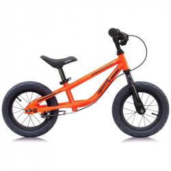 SPEED RACER CHILDREN STEEL BALANCE BICYCLE ORANGE