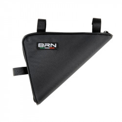 BICYCLE FRAME TRIANGLE BAG BLACK