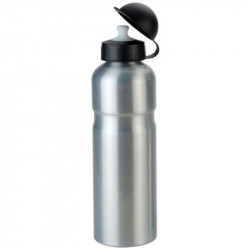 ALUMINIUM BIG 750ml. BICYCLE WATER BOTTLE