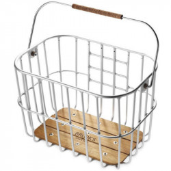BROOKS HOXTON BASKET ALUMINIUM