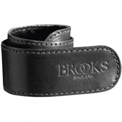 BROOKS STRAP BICYCLE TROUSERS CLIPS BLACK