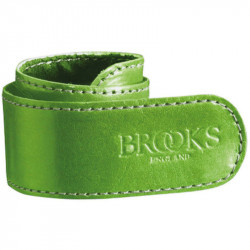 BROOKS STRAP BICYCLE TROUSERS CLIPS GREEN