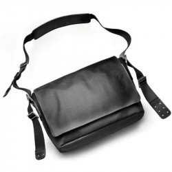 BROOKS BARBICAN CANVAS TRANSIT BAG BLACK