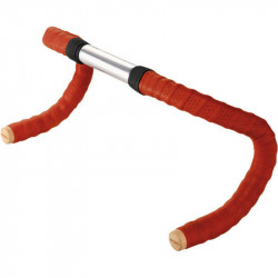 BROOKS LEATHER BAR TAPE RED