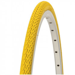 BRN FIXED 700x24 TIRE YELLOW