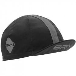 BRN VINTAGE CYCLING CAP GREY/GREY