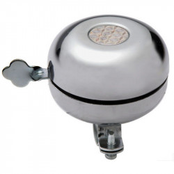 DIN-DON 60mm BELL CLASSIC CHROME