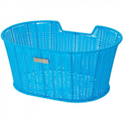 LIBERTY FRONT BICYCLE BASKET LIGHT BLUE