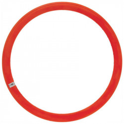FIXED GEAR, ALUMINIUM BICYCLE RIM, 43mm HEIGHT, IN COLOR FLUO ORANGE