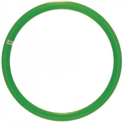 FIXED GEAR, ALUMINIUM BICYCLE RIM, 43mm HEIGHT, IN COLOR FLUO GREEN