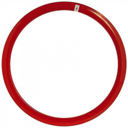 FIXED GEAR, ALUMINIUM BICYCLE RIM, 43mm HEIGHT, IN COLOR RED