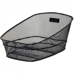 BRN BALI REAR BICYCLE BASKET BLACK