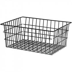 TORINO Maxi Sized Steel Bicycle Basket