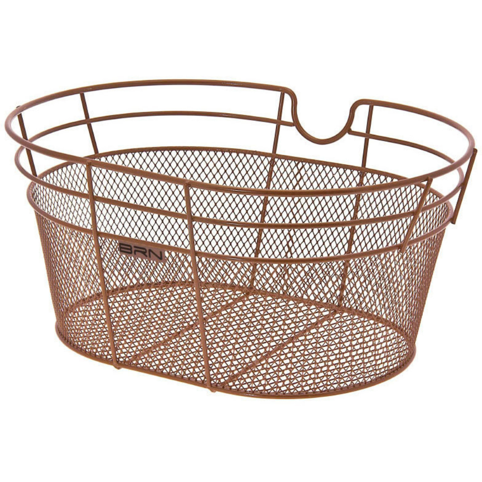 FANTASY METALLIC FRONT BICYCLE BASKET – IN COLOR HONEY