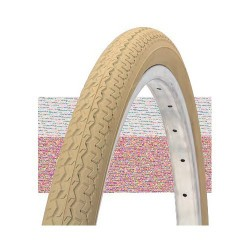 Classic Bicycle Tyres in Creme Color (37-622) 28 x 1 5/8 x 1 3/8