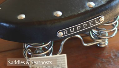 Explore our great selection on Classic Bicycle saddles